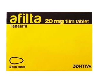AFİLTA 20 MG 4 FİLM TABLET