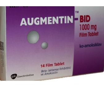 AUGMENTİN BİD 1000 MG 14 FİLM TABLET