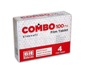 COMBO 100 MG 4 FİLM TABLET