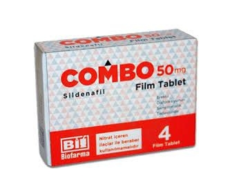COMBO 50 MG 4 FİLM TABLET