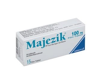 MAJEZİK 100 MG 15 FİLM TABLET